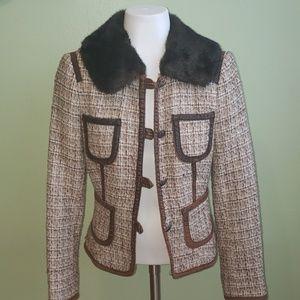 ABS Tweed Blazer
